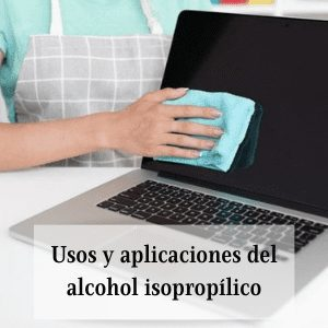 alcohol isopropílico electronica